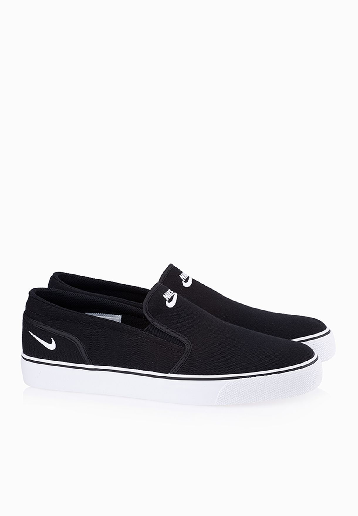 more photos f5b7f 5f4e8 Shop Nike black Toki Slip TXT 724762-011 for Men in UAE - NI727SH40VHZ