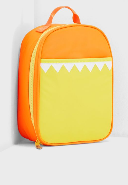 Kids Monster Lunch Bag
