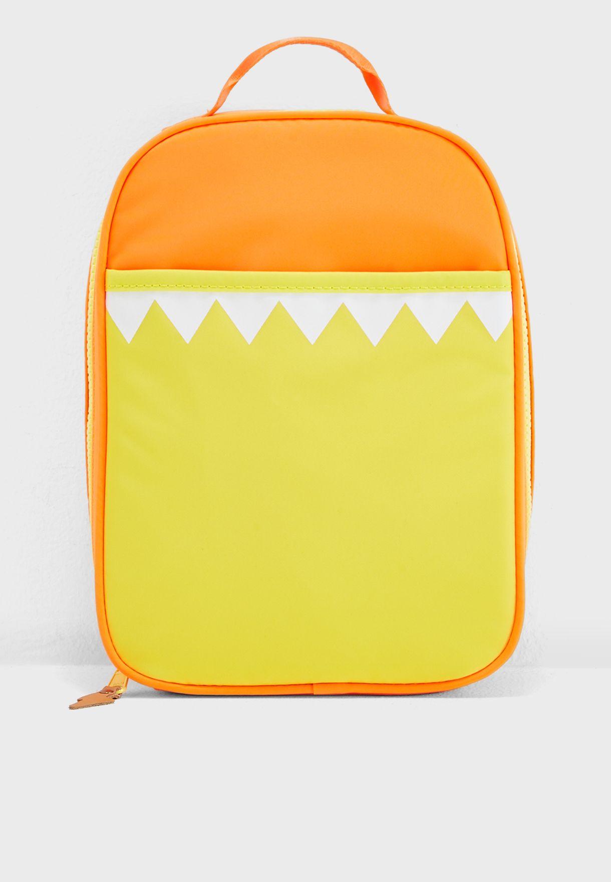 Kids Monster Lunch Bag