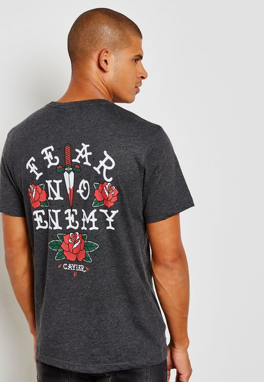 Dagger Slogan T-Shirt