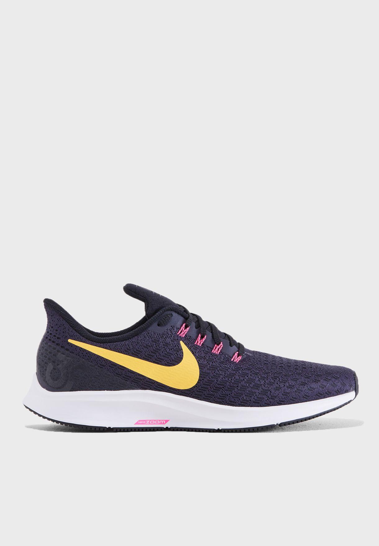 Buy Nike purple Air Zoom Pegasus 35 for