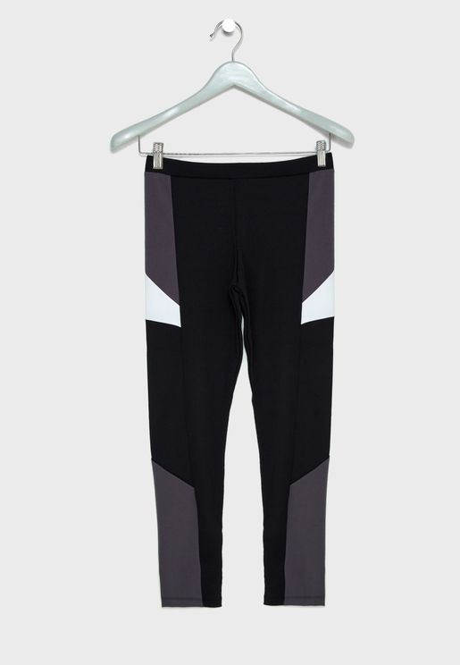 Youth Retro Sports Leggings