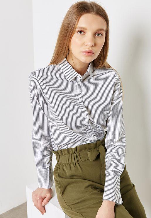 Long Line Shirt