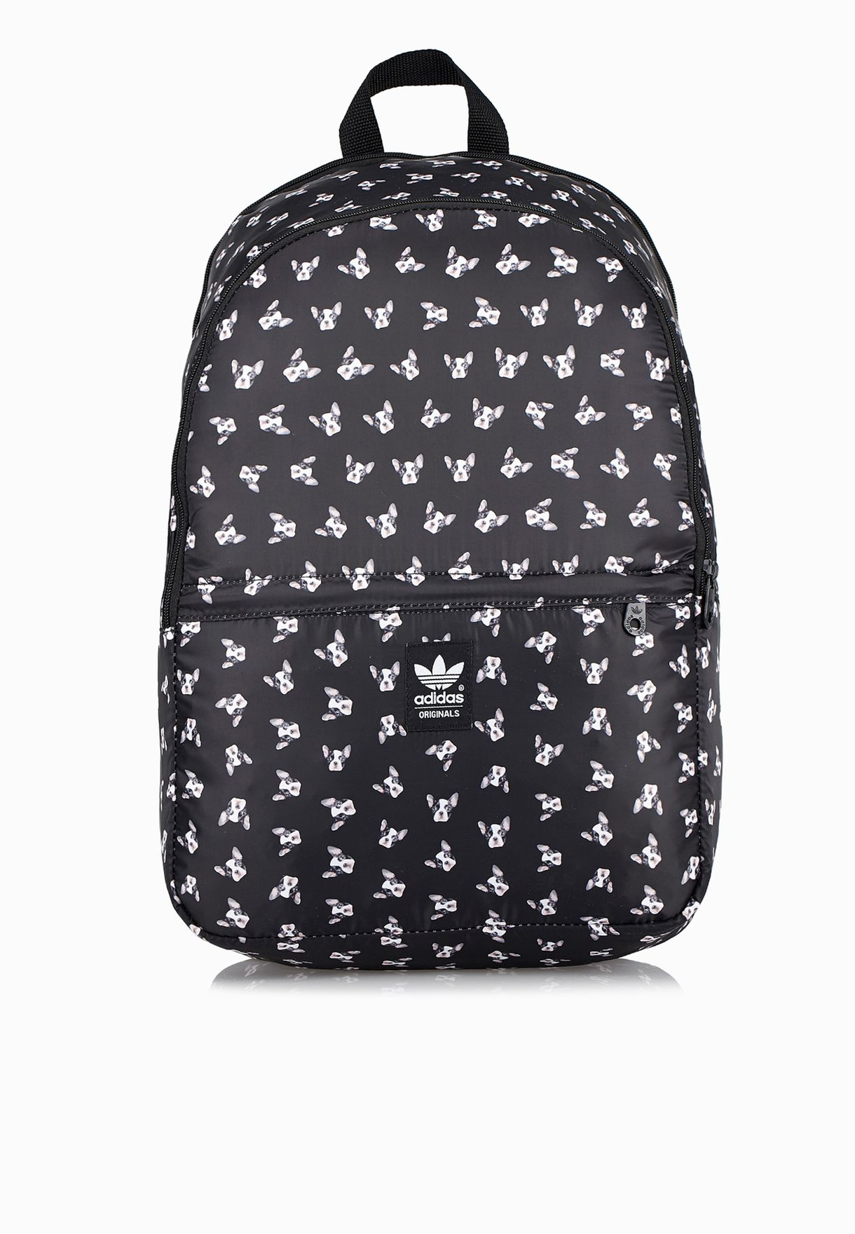 3a8820ca0009 Shop adidas Originals black Puppy Pack Backpack AJ8417 for Women in Qatar -  AD478AC30QYV