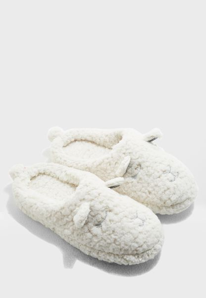 Sleepy Sheep Bedroom Slipper