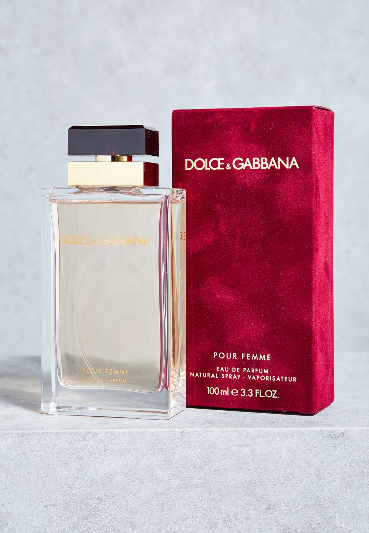 Shop Dolce   Gabbana clear Pour Femme 100Ml Edp 737052598079 for ... 0c422a9b7419