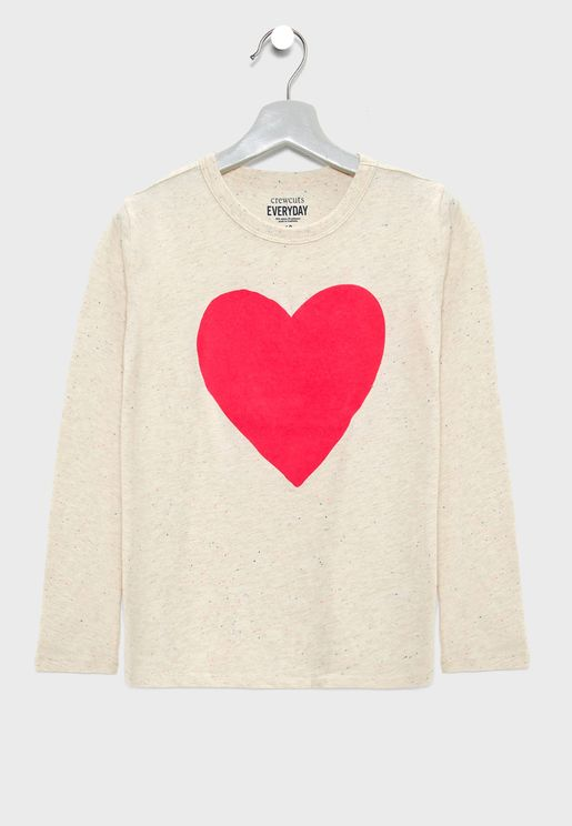 Teen Heart T-Shirt