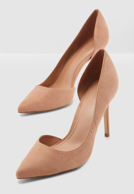 Asymmetric Pump