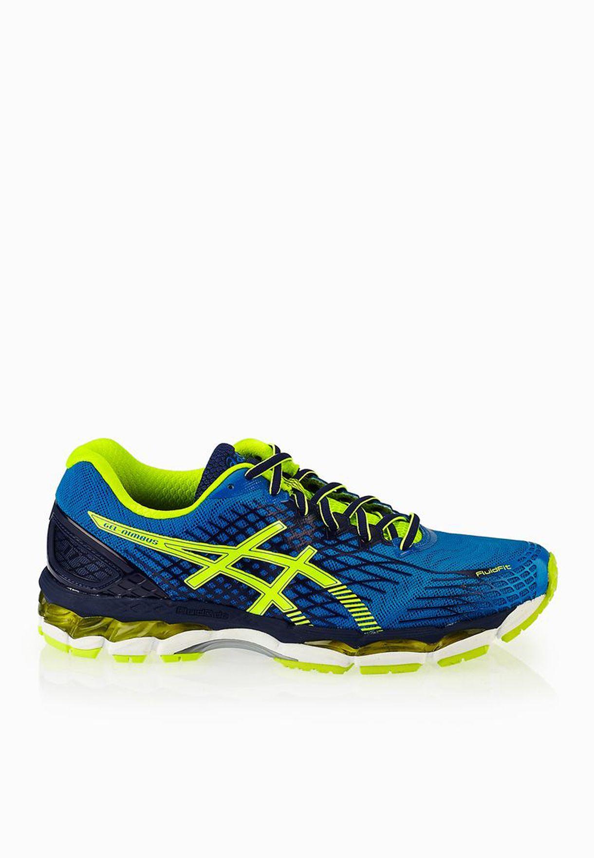 Shop Asics blue Gel-Nimbus 17 for Men in Oman - AS046SH30QMJ d44e1e15bf