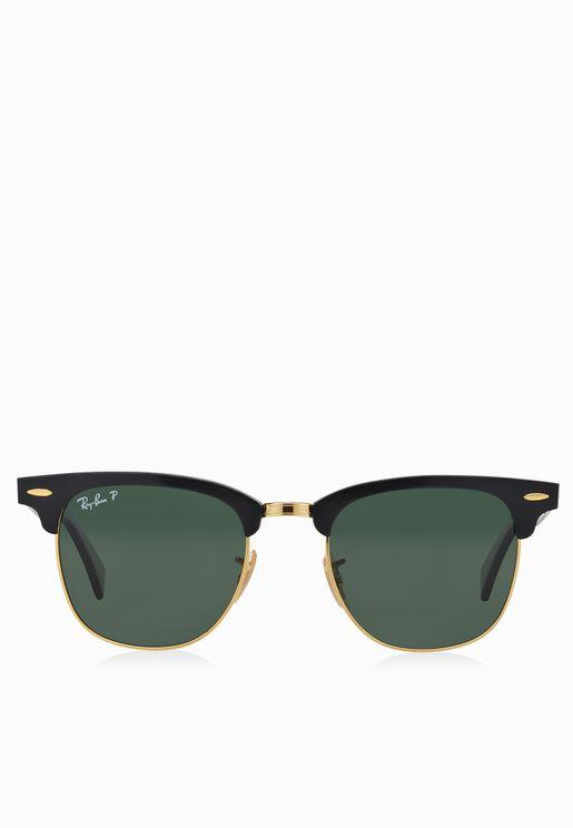 نظارة شمسية الومنيوم كلوب ماستر