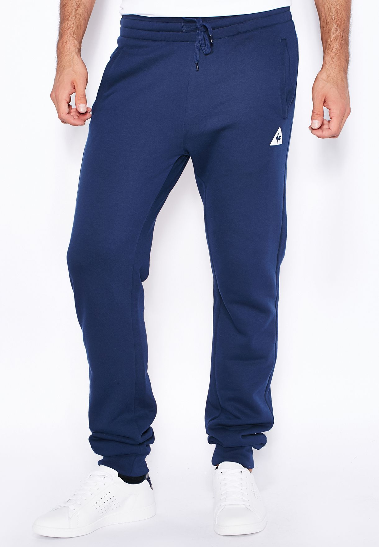 35b31402a0 Shop Le Coq Sportif navy Cavaro Sweatpants for Men in Bahrain ...
