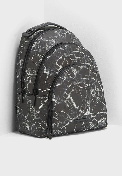 Sloane Marble Backpack