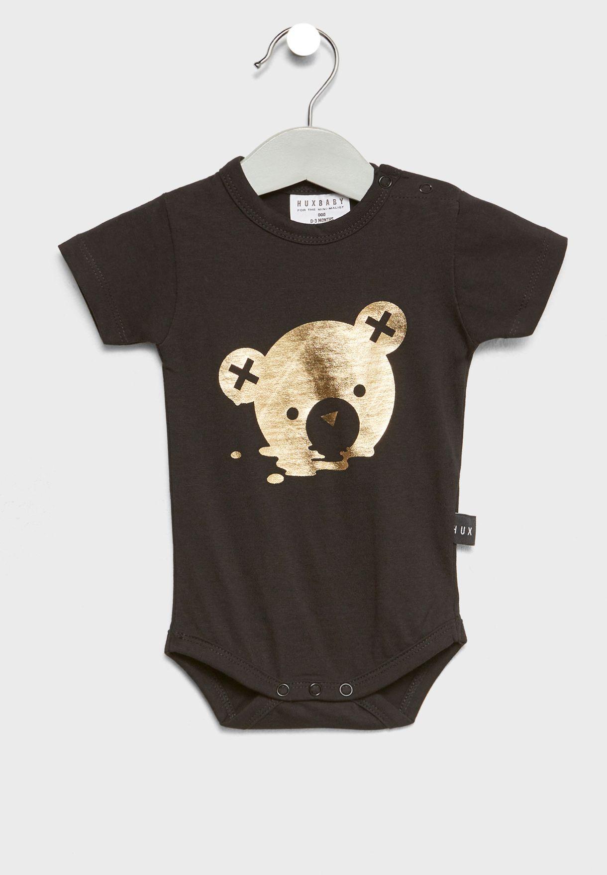 Infant Bear Bodysuit