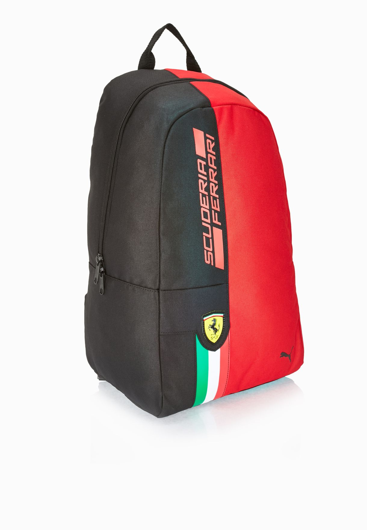3e94fb668f Shop PUMA red Ferrari Fanwear Backpack 07427301 for Men in UAE ...