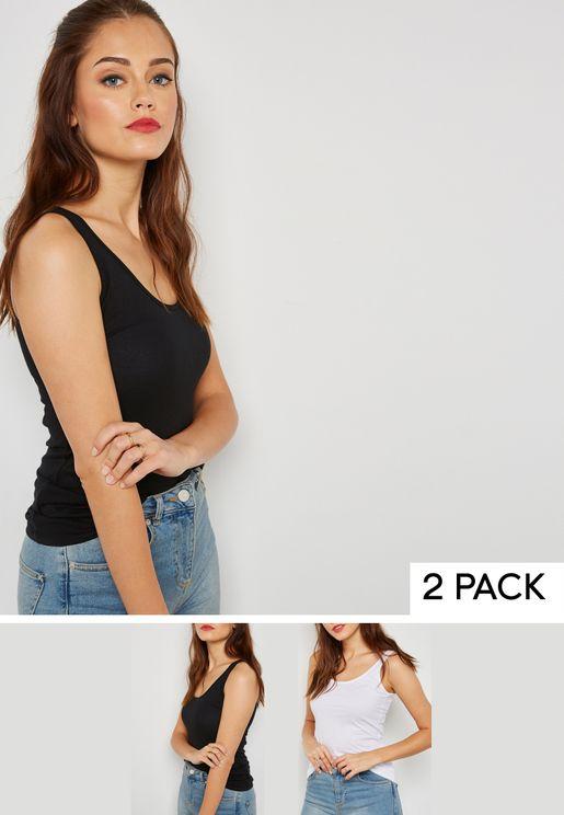 2 Pack Tank Top