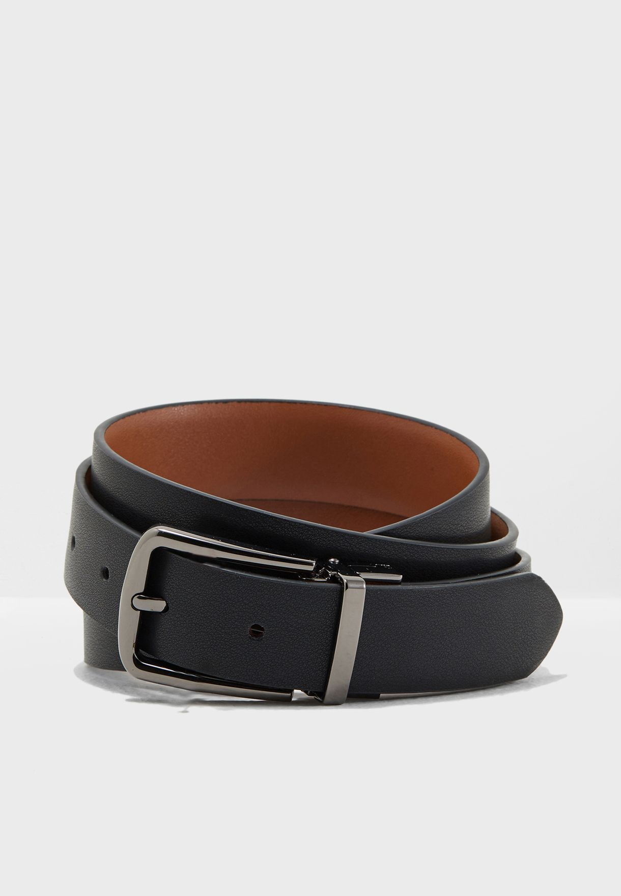 c02aa7609ae6 Shop smith   canova black Reversible Belt P-4 for Men in UAE ...