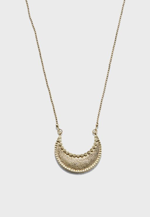 Long Ngrid Beach Necklace