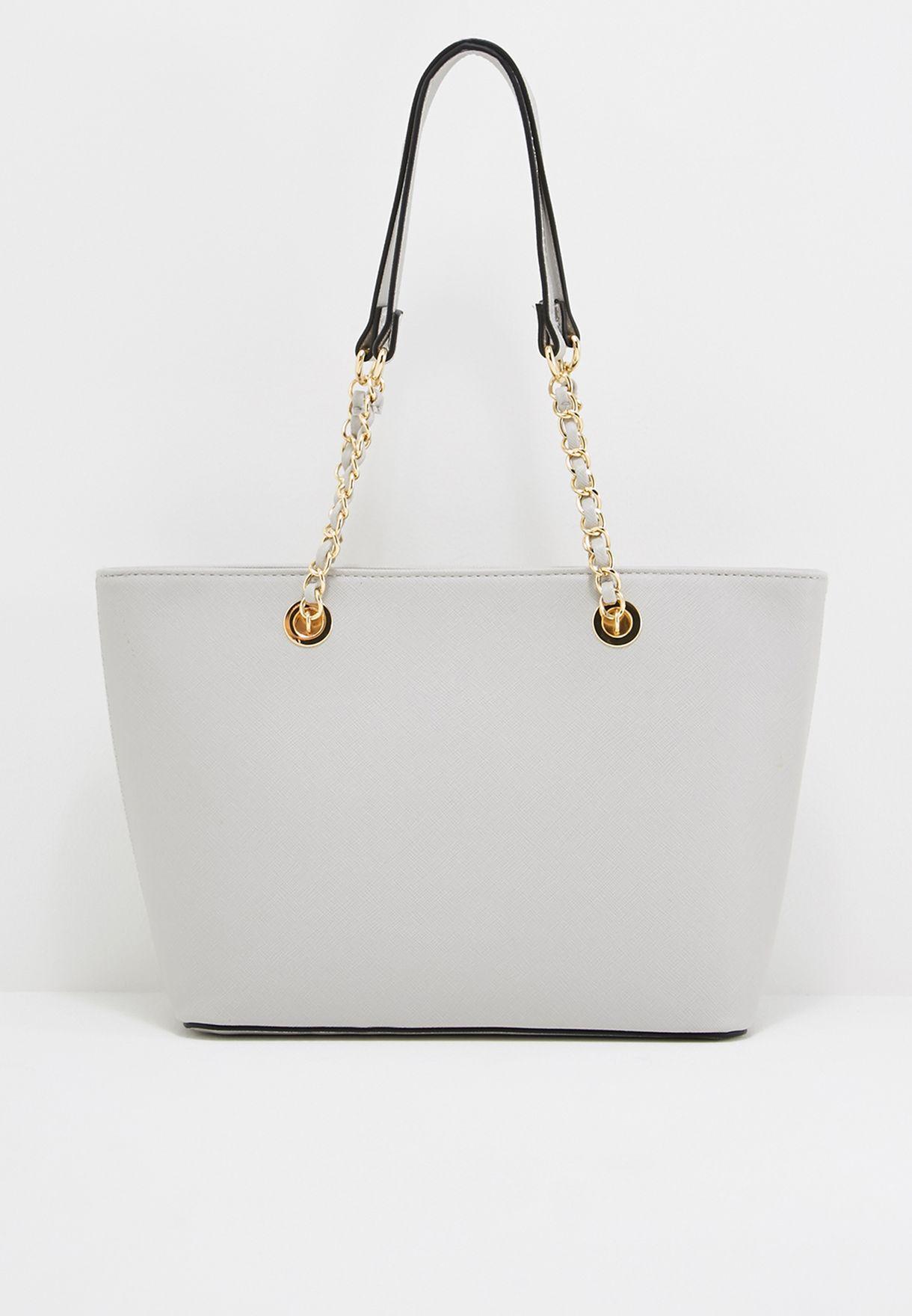 fac0271699c Shop Aldo grey Jambu Tote JAMBU12 for Women in UAE - AL729AC30DEV