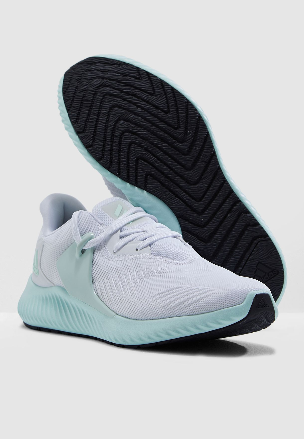 0ca06d33fcd24 Shop adidas white Alphabounce RC 2 D96500 for Women in UAE ...