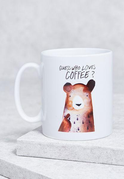 Coffee Bear Mug