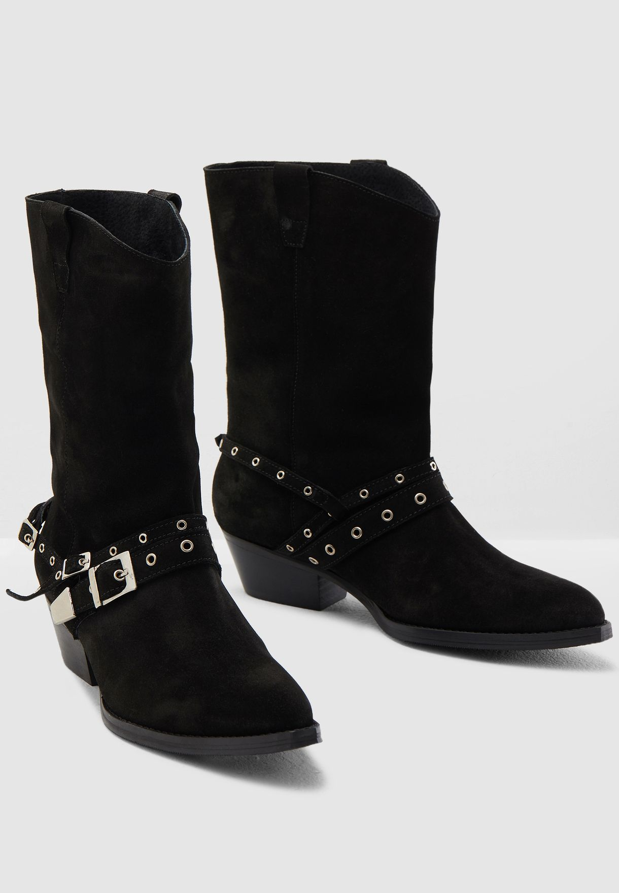 Ovia Leather Boot