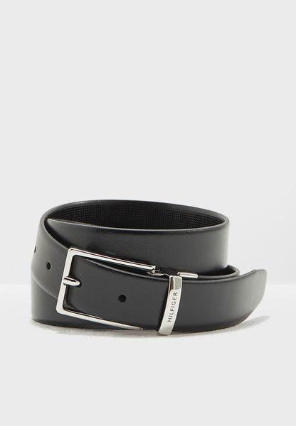 Tld Mini Check Belt