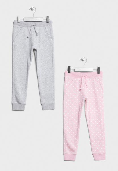 Little 2 Pack Sweatpants