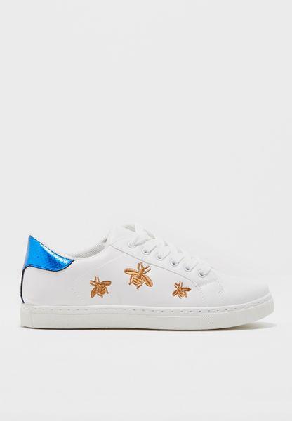 Bee Patch Sneaker