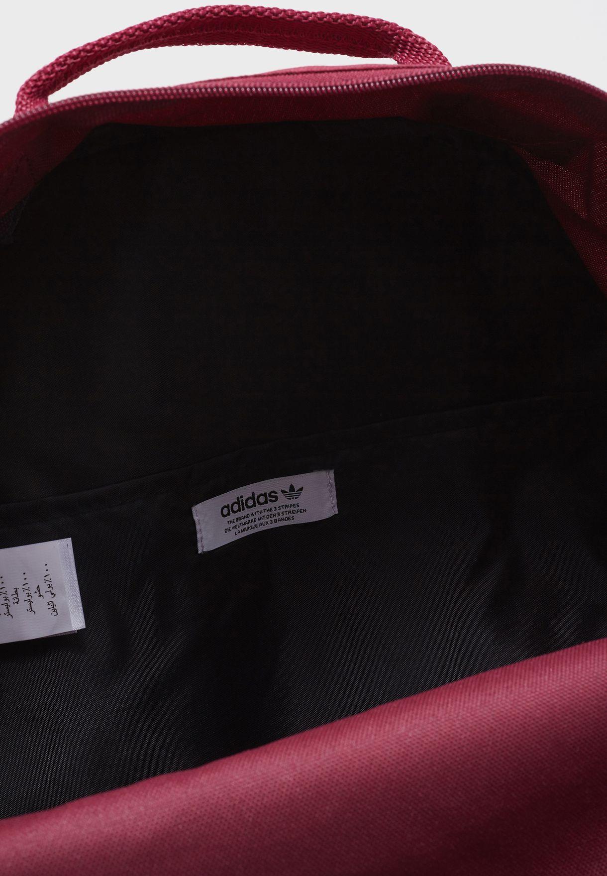 Shop adidas Originals multicolor Classic Trefoil Backpack CD6065 for ... 02b72f3ea1fc1