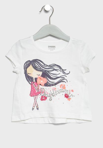 Infant Day Dreamer Top