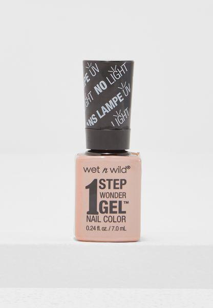 Step Wonder Nail Gel Paint