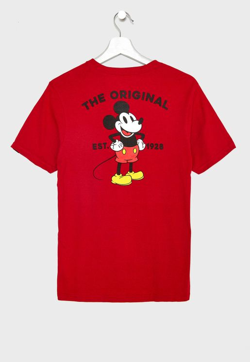 Kids Mickey 90th Classic T-Shirt