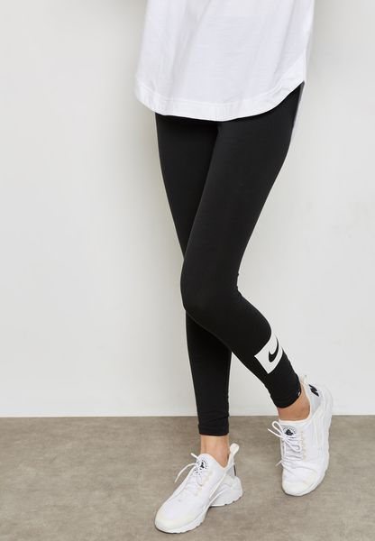 Club Swoosh Leggings