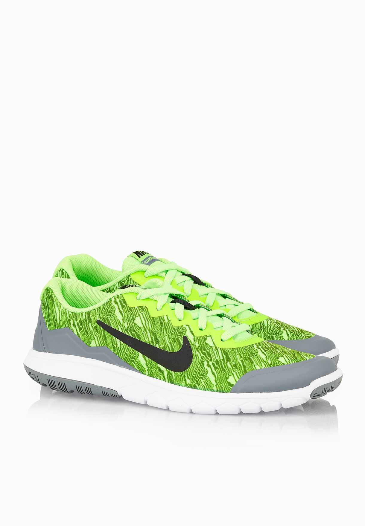 36e80f0cf13c8 Shop Nike prints Flex Experience 4 Youth 749811-300 for Kids in ...