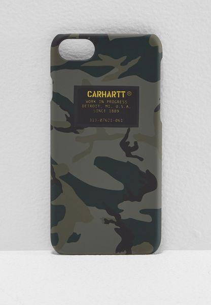 غطاء هاتف ايفون بطبعات جيش