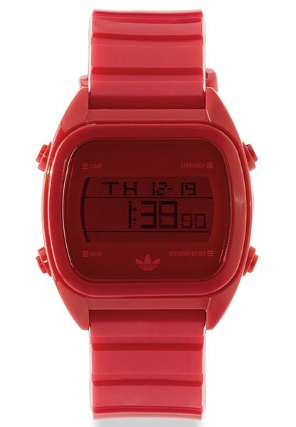 Shop adidas Originals rot Digitaluhr ADH2729 für Männer in Oman