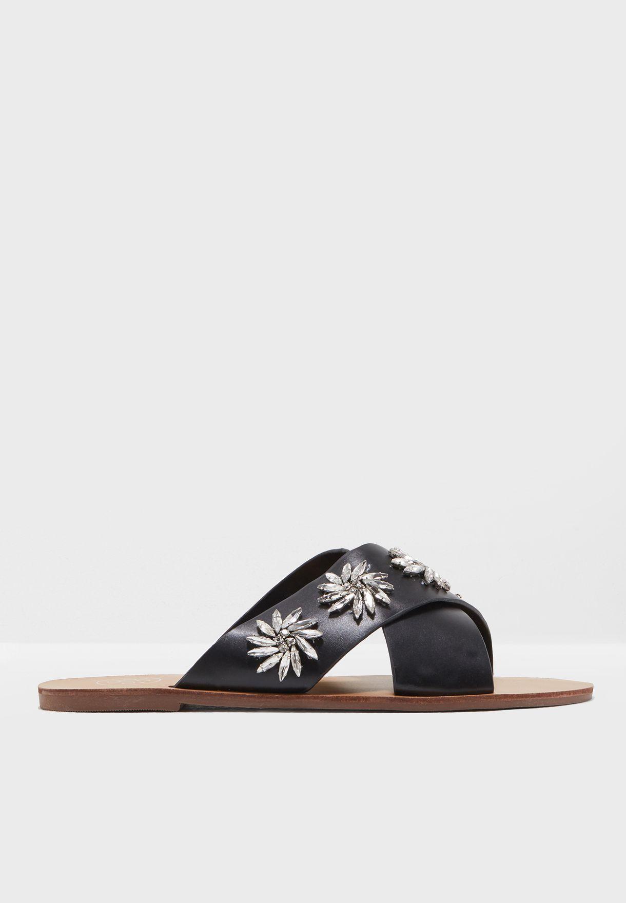 Aileen Embellished Sandal