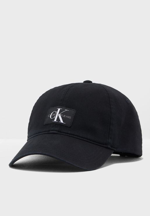 Monogram Curved Peak Cap