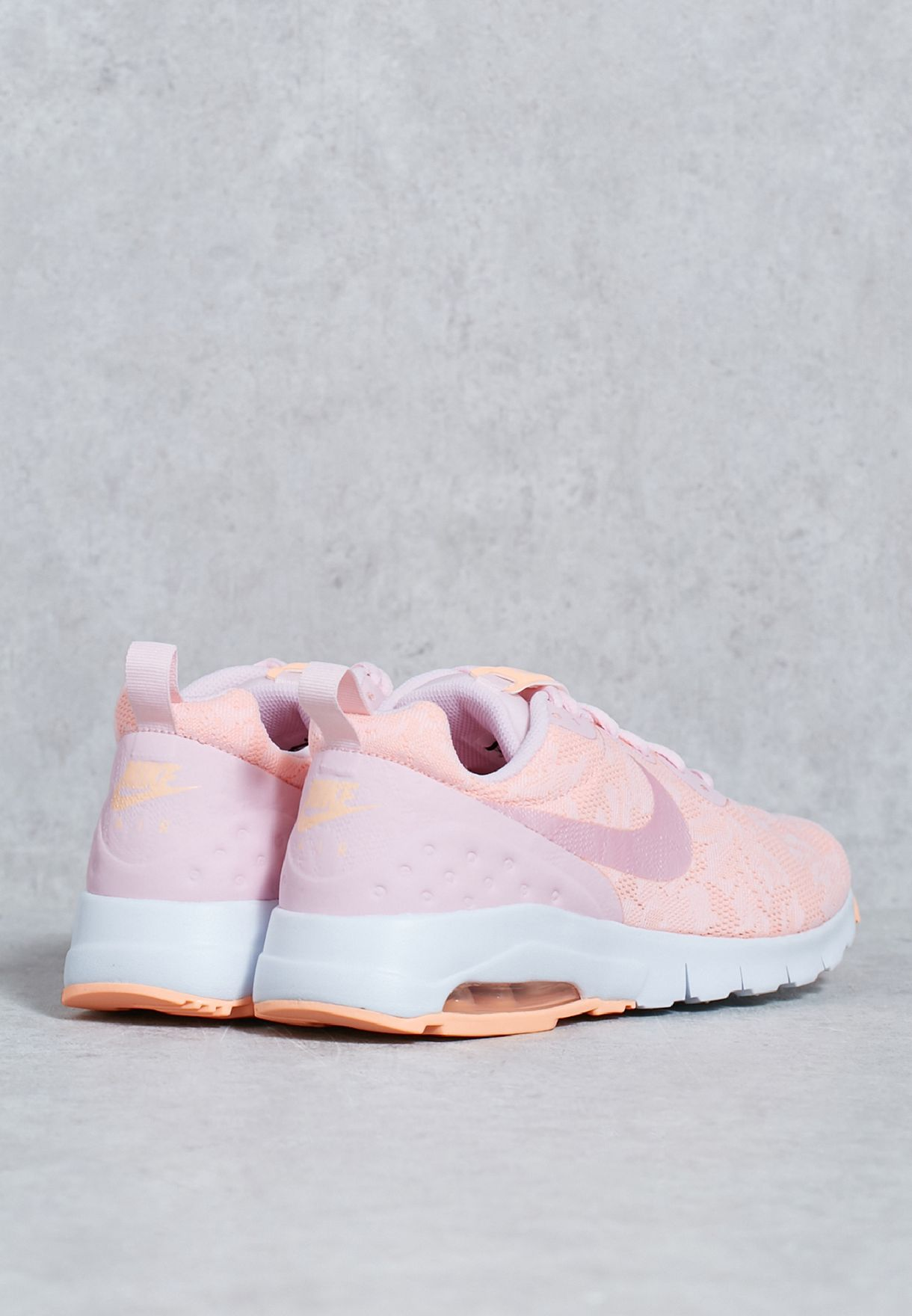 8bbae084ca Shop Nike pink Air Max Motion Low ENG 902853-600 for Women in ...