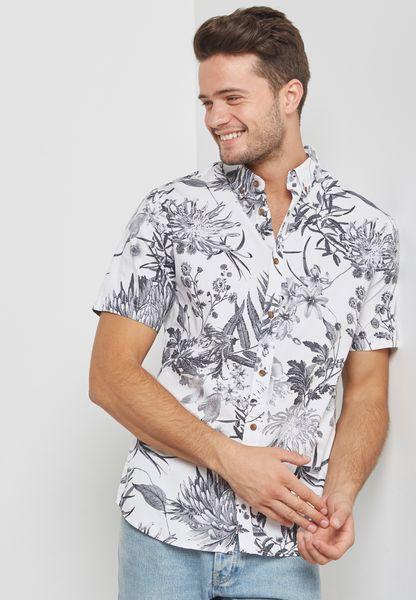 Tylin Floral Print Shirt