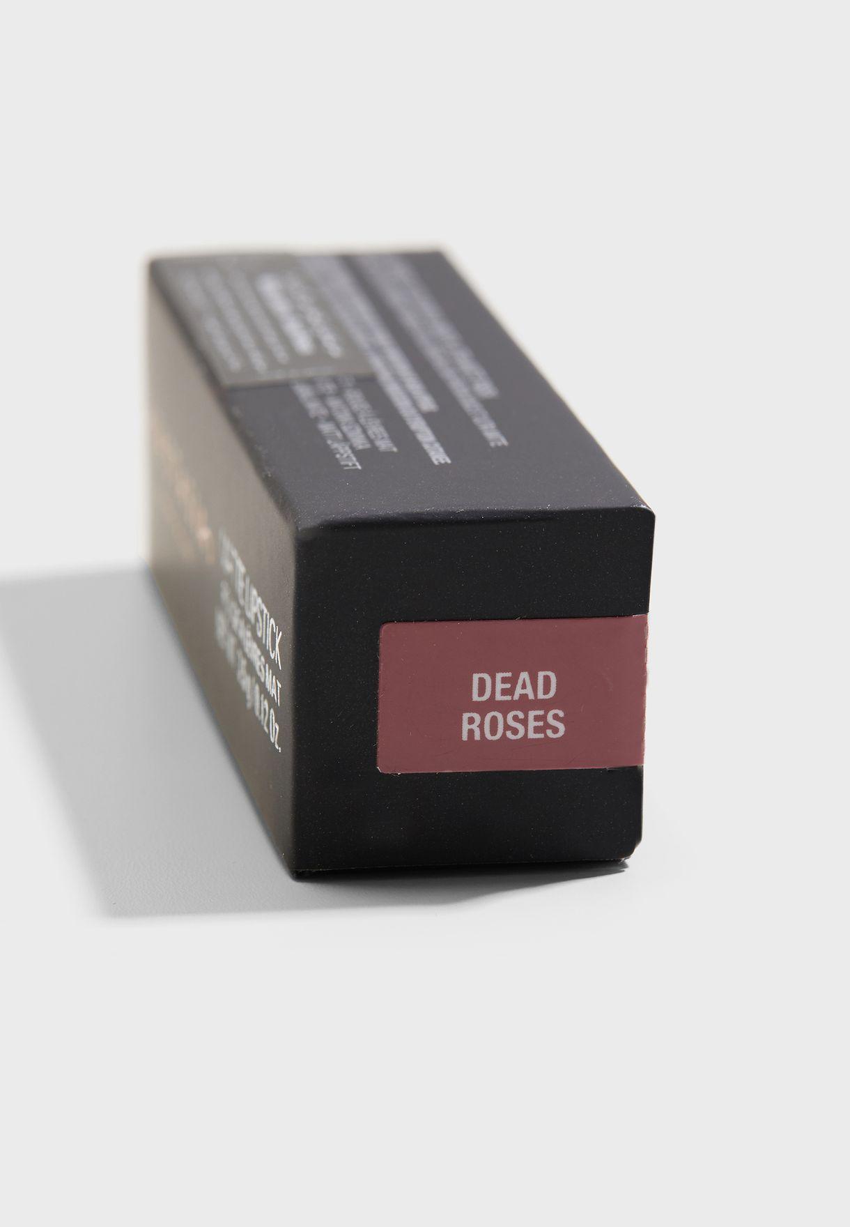 Matte Lipstick - Dead Roses
