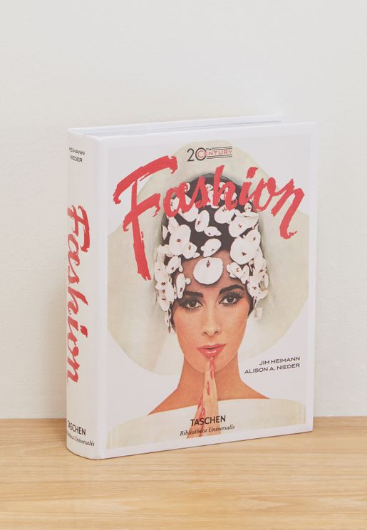 20th Century Fashion Book