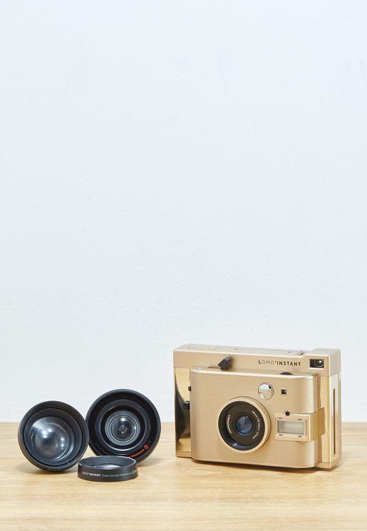 كاميرا لومو انستانت يونغون + العدسات