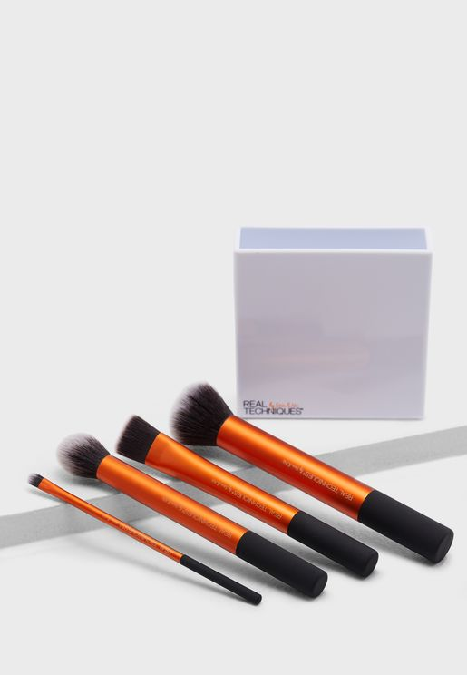 Flawless Base Brush Set