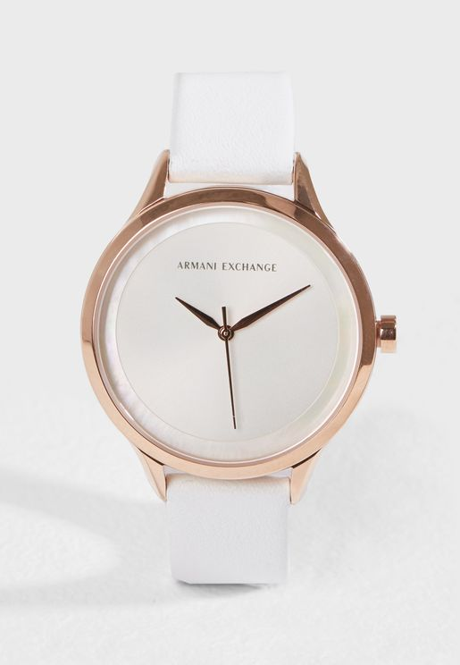 Harper Analog Watch