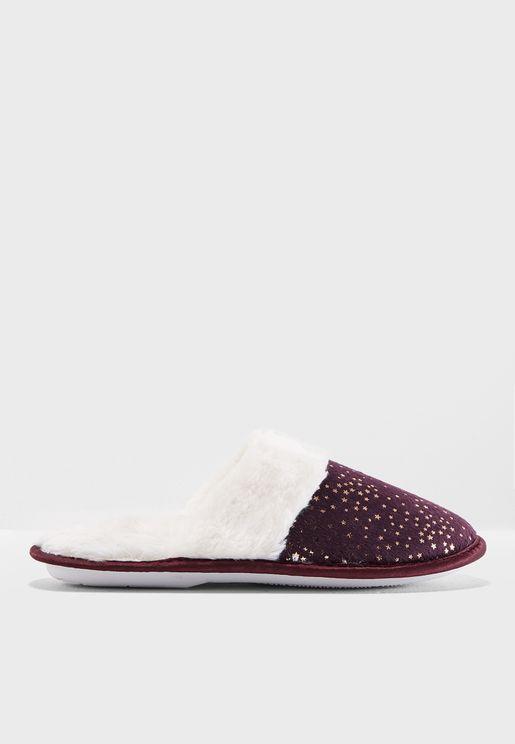 Sparkle & Shine Slippers