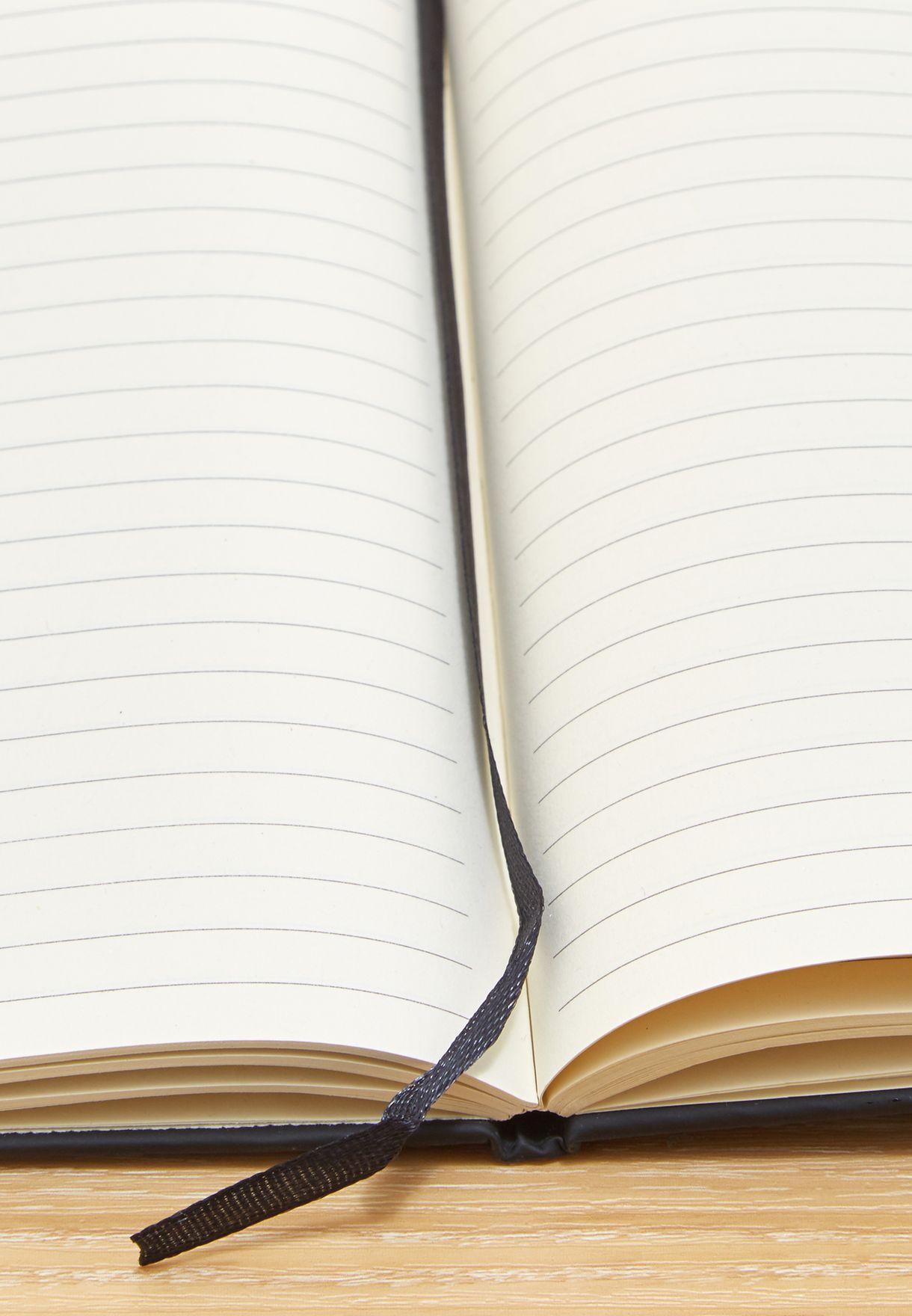 دفتر ملاحظات A5 بغلاف مقوى