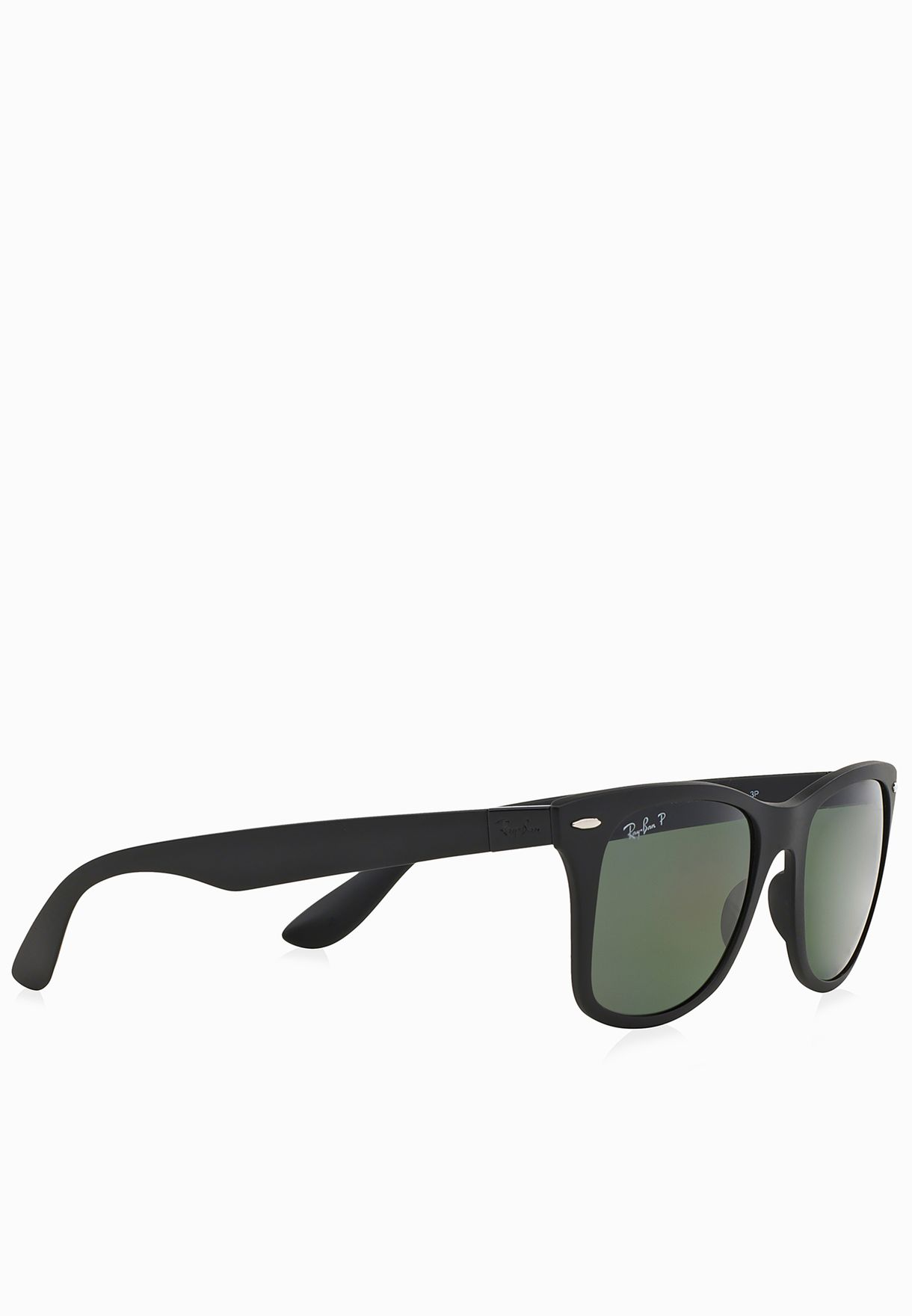 6cfd0d207ad Shop Ray-Ban black 0RB4195 Wayfarer Liteforce 8053672067118 for ...