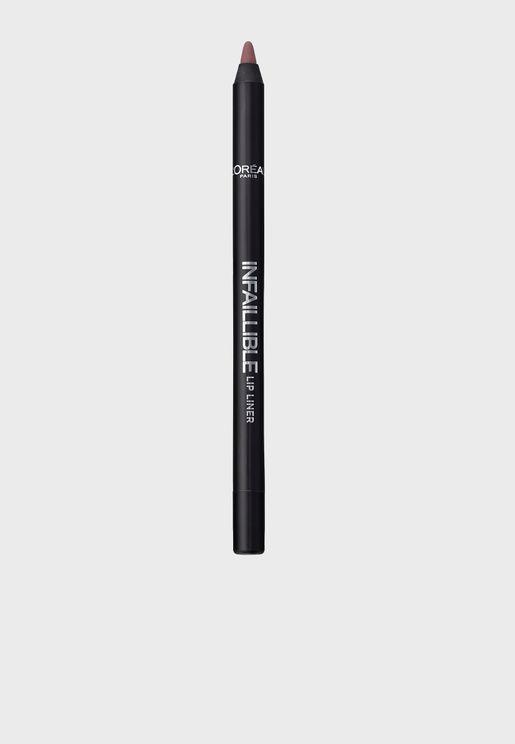 Infallible Lip Liner 212 Nude-Ist