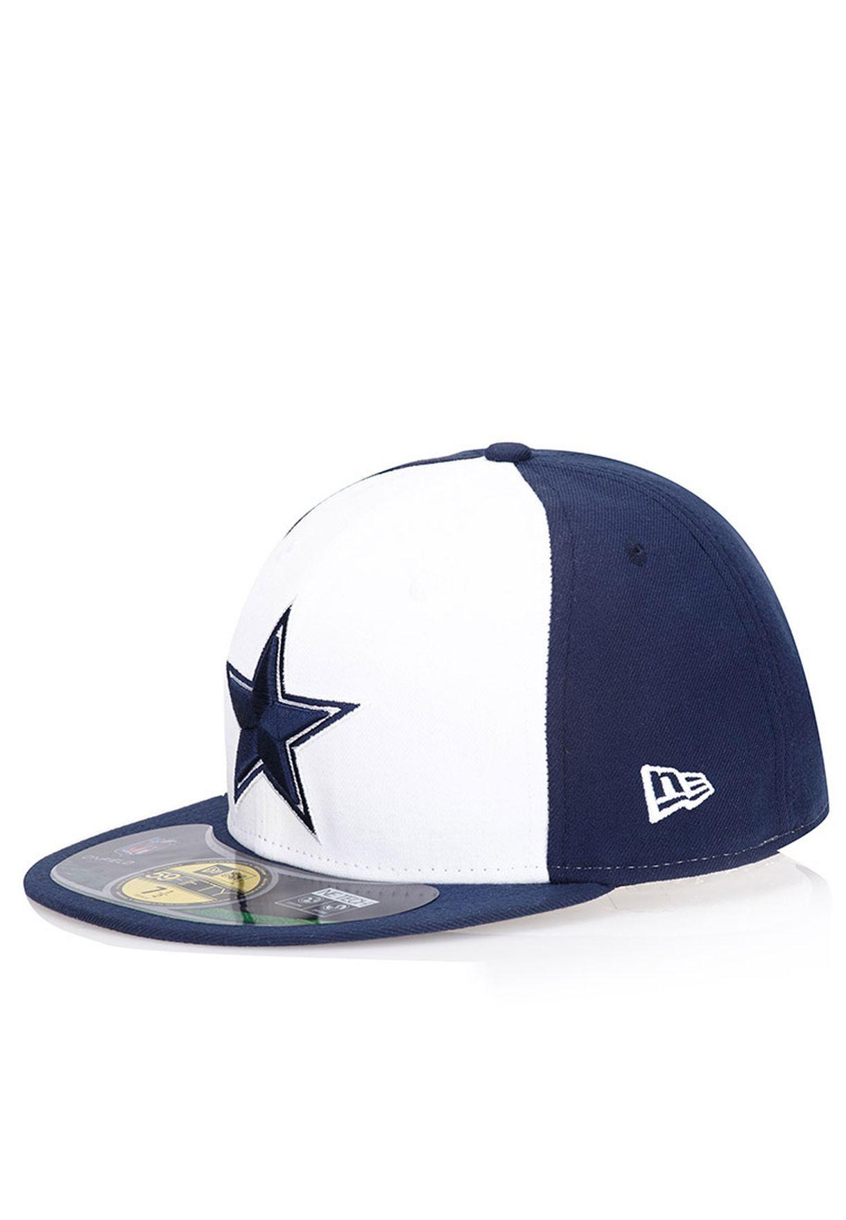 50628fa7 59FIfty Dallas Cowboys Cap